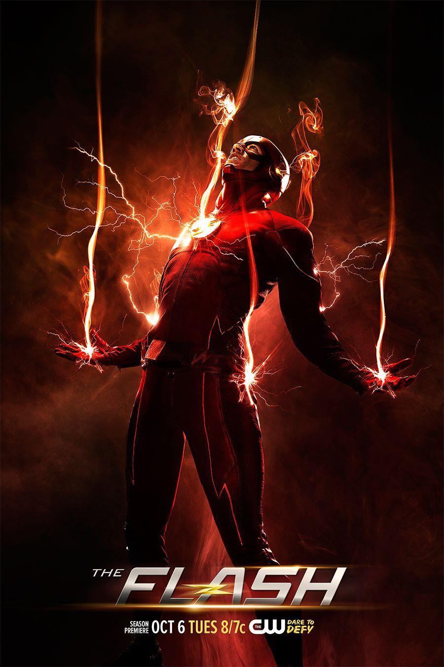 The Flash, Segunda Temporada!