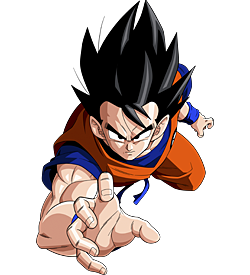 Goku VS Street Fighter 2